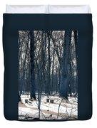 Maple Sirup Infrared N01 Duvet Cover