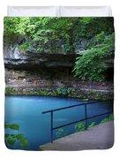 Maramec Springs 3 Duvet Cover