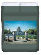 Marasesti - First World War Monument Duvet Cover