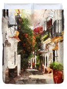 Marbella, Andalusia - 01 Duvet Cover