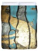 Marble Walk Duvet Cover