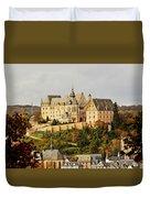 Marburg Castle Germany H B Duvet Cover