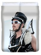 March Fourth Marching Band Duvet Cover