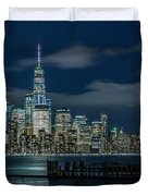 March In New York_2 Duvet Cover