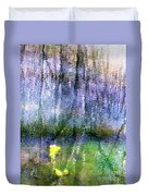 March Pond Duvet Cover
