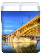 Margaret Bridge Budapest Duvet Cover
