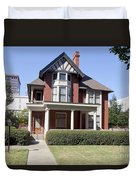 Margaret Mitchell House In Atlanta Georgia Duvet Cover