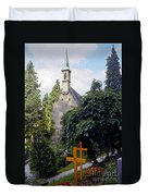 Margarethenkapelle 4 Duvet Cover