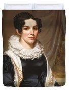 Maria Clarissa Leavitt Duvet Cover