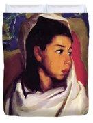 Maria Lucinda 1917 Duvet Cover