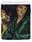 Maria Zambaco 1870 Duvet Cover