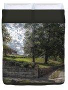Marian Cliff Manor Duvet Cover