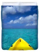 Mariana Islands, Saipan Duvet Cover
