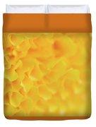 Marigold Texture Duvet Cover