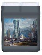 Marilyn Monroe Towers Mississauga Duvet Cover