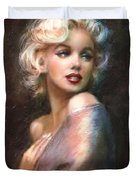 Marilyn Romantic Ww 1 Duvet Cover