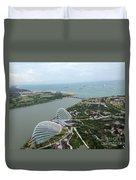 Marina Bay Duvet Cover