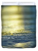 Marine Blues Duvet Cover