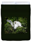 Marital Bliss Duvet Cover