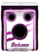 Marksman By Bernard Marks Duvet Cover