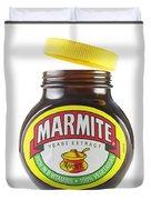 Marmite Duvet Cover