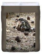 Marmot Stack Duvet Cover