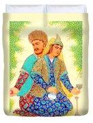 Marriage Custom Duvet Cover