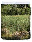 Marsh Grass Duvet Cover