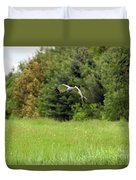 Marsh Hawk 2 Duvet Cover