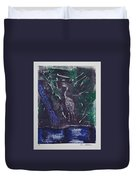 Marsh Magic Duvet Cover