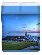 Marshall Point View Duvet Cover