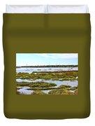 Marshlands Duvet Cover