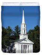 Martha-mary Chapel Duvet Cover