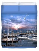 Martha's Vineyard Duvet Cover