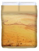 Martian River Duvet Cover