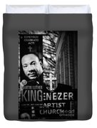 Martin Luther King Day Duvet Cover