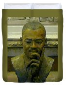 Martin Luther King Duvet Cover