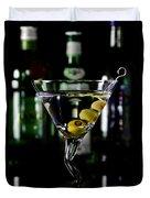 Martini Duvet Cover