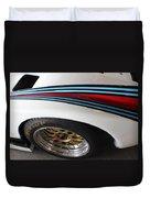 Martini Racing Lines Duvet Cover