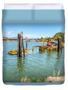 Mary D. Hume Duvet Cover