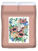 Mary Delores Duvet Cover