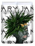 Mary Jane Duvet Cover