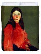 Mary Of Connemara 1913 Duvet Cover