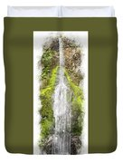 Marymere Falls Wc Duvet Cover
