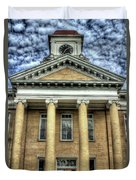 Maryville Tennessee Courthouse  Duvet Cover