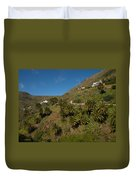 Masca Valley And Parque Rural De Teno 3 Duvet Cover
