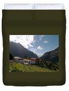 Masca Valley And Parque Rural De Teno 4 Duvet Cover