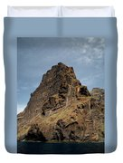Masca Valley Entrance 3 Duvet Cover