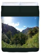 Masca Views Duvet Cover