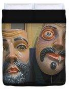 Mascaras 5 Duvet Cover